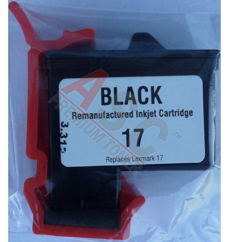 ASC-Premium-Druckkopf für Lexmark X 75 PrintTrio schwarz X 75 PrintTrio X75PrintTrio