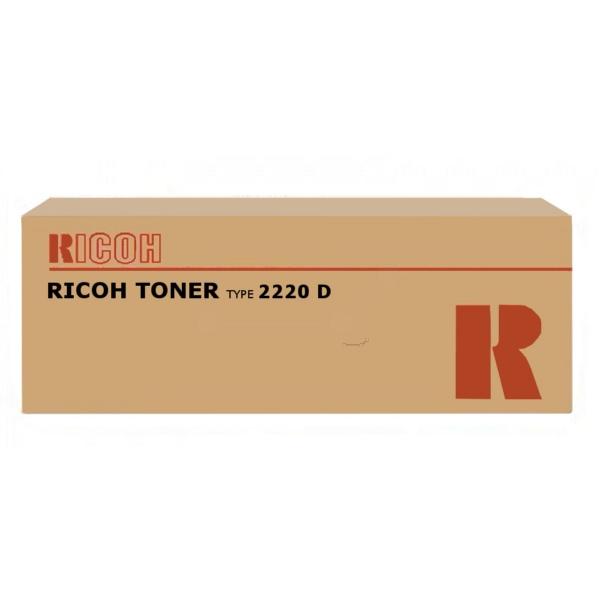 Original Toner Ricoh 842042/TYPE 2220 D schwarz 842042
