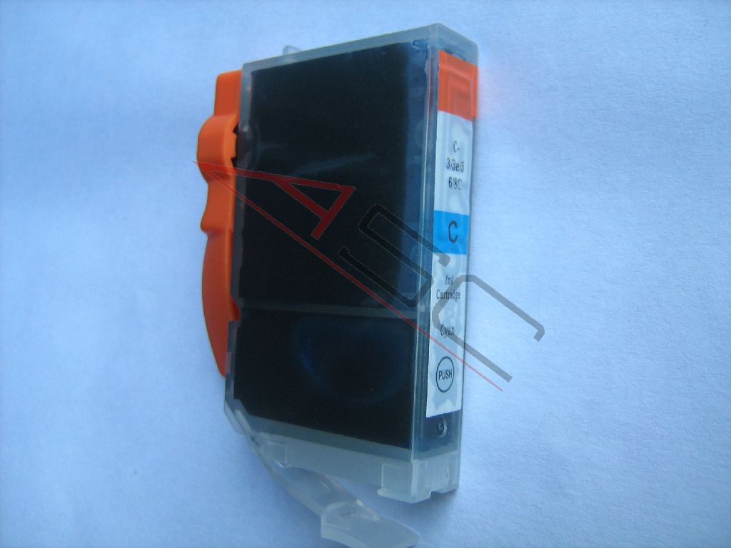 ASC-Premium-Tintenpatrone für Canon Smartbase MP 740 cyan Smartbase MP 740 SmartbaseMP740